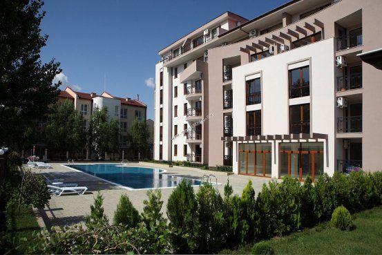 Двухкомнатная квартира-Продажи Апартамент / Квартира в к.к. Солнечный берег, Бургас, Болгария Болгария со следующими...