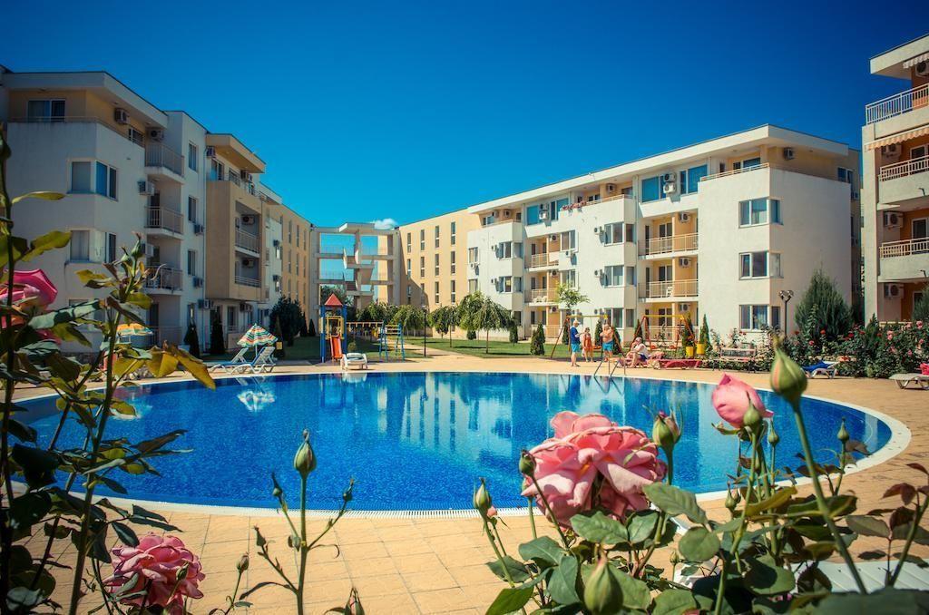 Купить квартиру в Солнечный берег Болгария 56м2 цена 36 990€